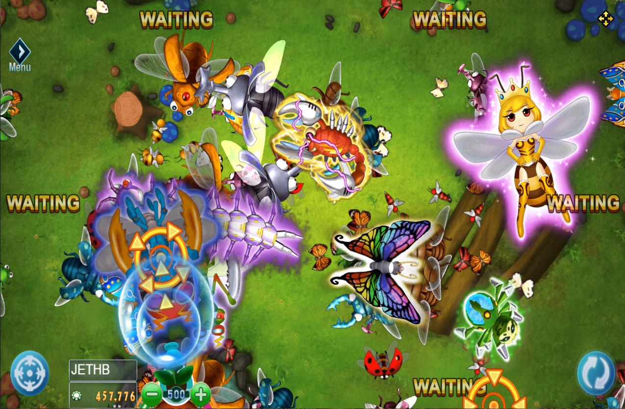 เกมยิงแมลงออนไลน์ INSECT PARADISE แนวเกมยิงปลาแบบใหม่ ที่คุณต้องลอง