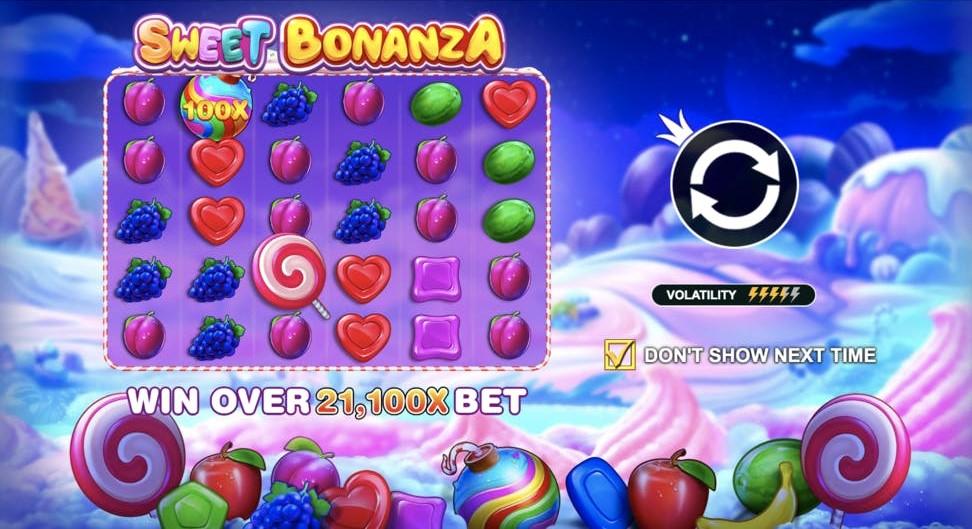 เกมสล็อตออนไลน์ เรียงผลไม้